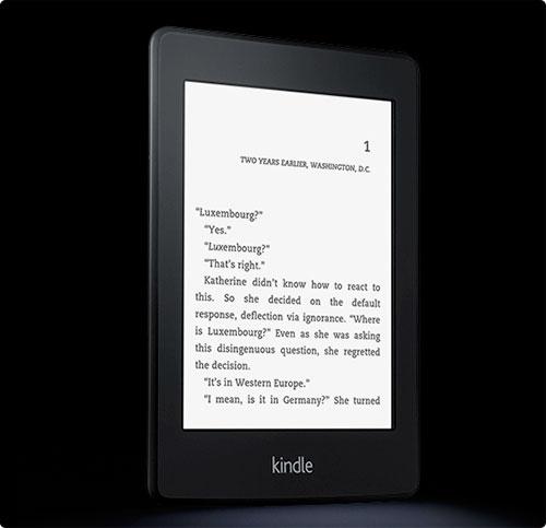 Обзор Kindle Paperwhite