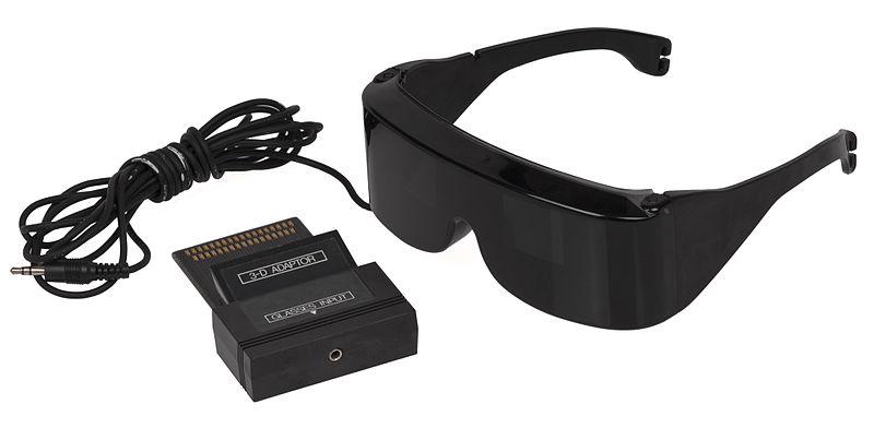 активные 3d-очки