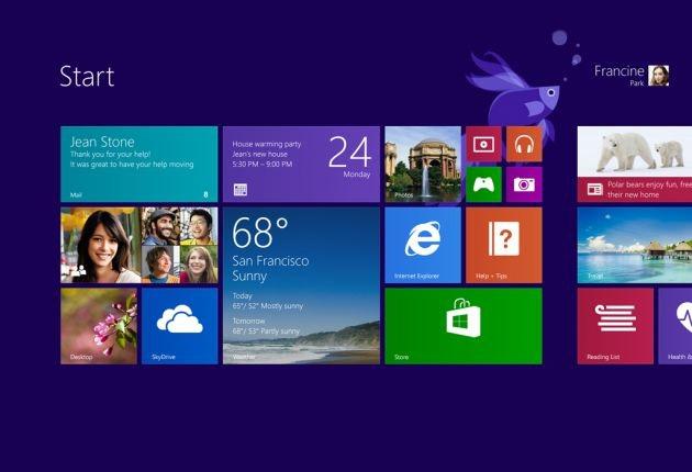 Новые возможности персонализации windows 8