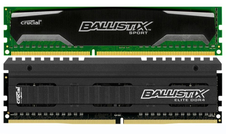 Конструкция DDR4 и DDR3