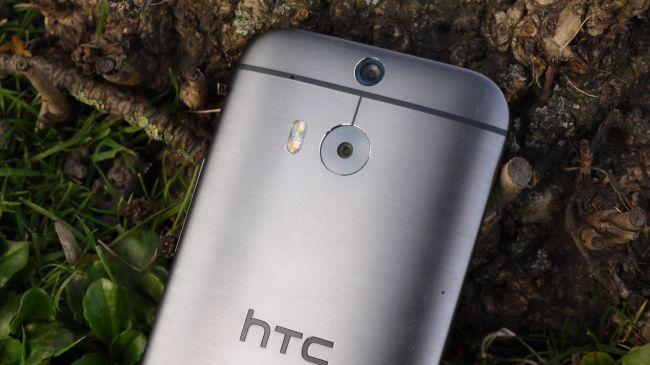 HTC One M8 камера