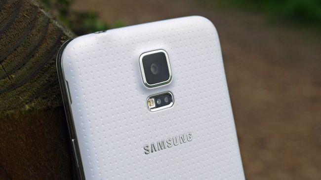 Sasmung Galaxy S5 сравнение камеры