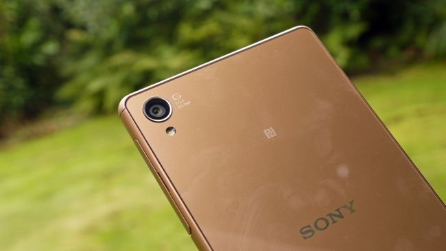 Sony Xperia Z3 тестирование камеры