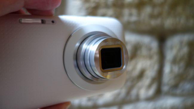 Samsung galaxy K Zoom тестирование камеры