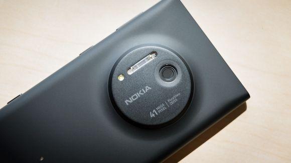 Nokia Lumia 1020 тестирование камеры