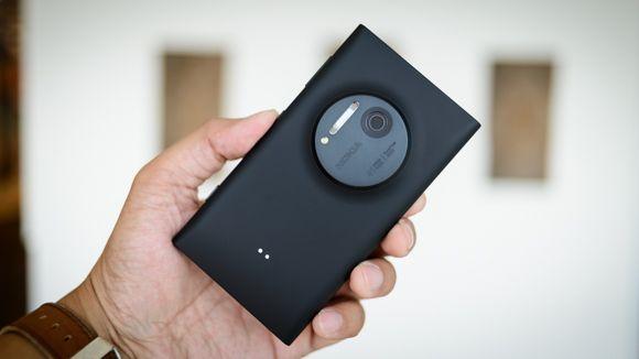Lumia 1020 обзор камеры