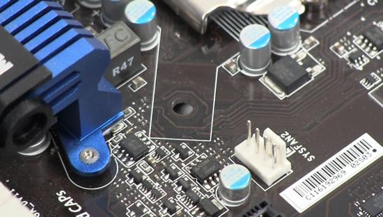 отверстия для установки в системы охлаждения