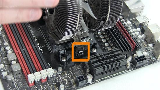 крепление кулера на AMD