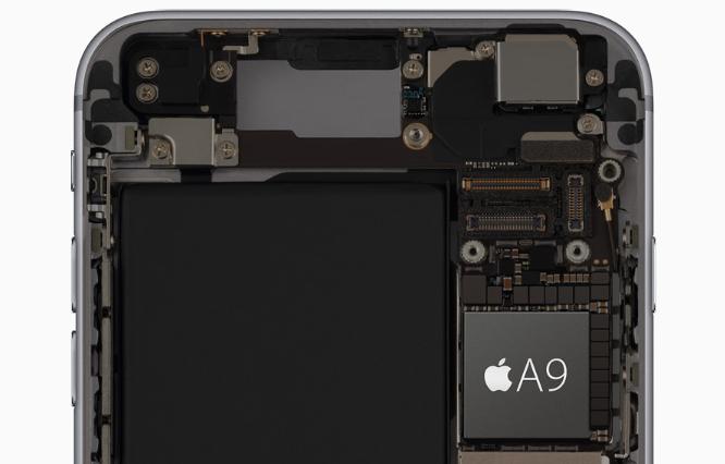 Новый процессор Apple A9