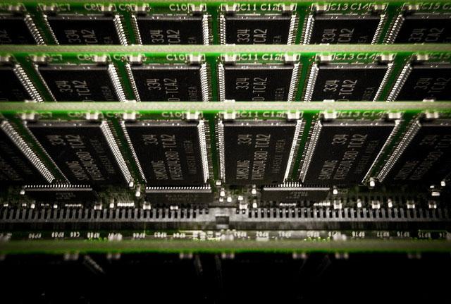 RAM-chips